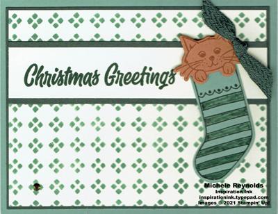Sweet little stockings pet stocking greetings watermark