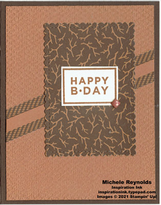 Happiest of birthdays masculine diagonal watermark